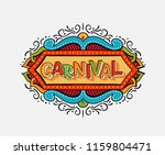 popular event brazil carnival... | Shutterstock .eps vector #1159804471