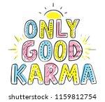 tee print with slogan.... | Shutterstock .eps vector #1159812754
