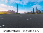air highway asphalt road and... | Shutterstock . vector #1159816177