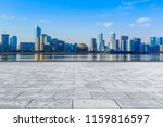the empty marble floors and the ... | Shutterstock . vector #1159816597
