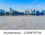 the empty marble floors and the ...   Shutterstock . vector #1159874734