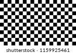 Black And White Checkered...