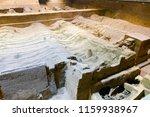xian   jun 30 terracotta army... | Shutterstock . vector #1159938967