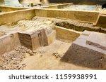 xian   jun 30 terracotta army... | Shutterstock . vector #1159938991