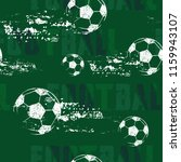 abstract seamless football... | Shutterstock .eps vector #1159943107