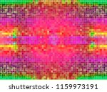 abstract pattern   vintage... | Shutterstock . vector #1159973191