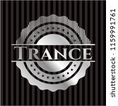 trance silvery badge   Shutterstock .eps vector #1159991761