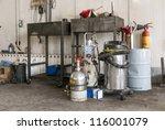 car service inside | Shutterstock . vector #116001079