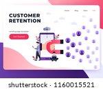 social media ultra violet...   Shutterstock .eps vector #1160015521