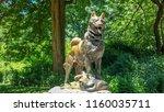new york city united states  ...   Shutterstock . vector #1160035711