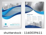 template vector design for... | Shutterstock .eps vector #1160039611