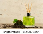 aromatic sticks for home | Shutterstock . vector #1160078854
