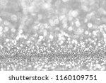 abstract powder light blur... | Shutterstock . vector #1160109751