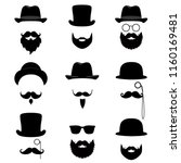 Men\'s Collection. Mustache ...