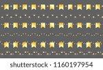 realistic vector cristmas...   Shutterstock .eps vector #1160197954
