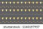 realistic vector cristmas...   Shutterstock .eps vector #1160197957