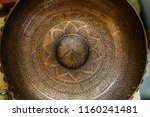 antique middle east hand craft... | Shutterstock . vector #1160241481
