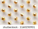 abstract 3d rendering of... | Shutterstock . vector #1160250901