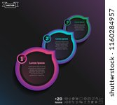 vector infographic design with...