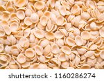 close up of raw uncooked... | Shutterstock . vector #1160286274