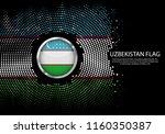 background halftone gradient...   Shutterstock .eps vector #1160350387