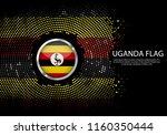 background halftone gradient... | Shutterstock .eps vector #1160350444