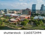 little rock  arkansas  usa  ... | Shutterstock . vector #1160372494