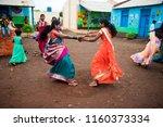 satara   india 16 august 2018...   Shutterstock . vector #1160373334