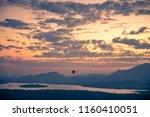 Hot Air Balloon In The Sky ...