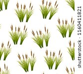 Reed Seamless Pattern