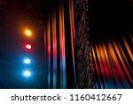 austrian pleated main front... | Shutterstock . vector #1160412667