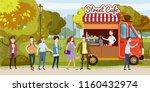 Coffee Track  Van  Cart ...