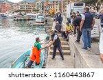 santa margarita   italy   may...   Shutterstock . vector #1160443867