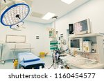 operating room for surgical...   Shutterstock . vector #1160454577