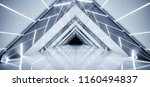 bright modern futuristic sci fi ...   Shutterstock . vector #1160494837
