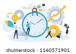 vector illustration concept of... | Shutterstock .eps vector #1160571901
