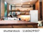 selected focus empty brown...   Shutterstock . vector #1160629507
