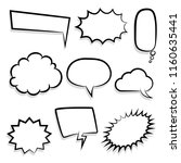 announces sketch idea... | Shutterstock .eps vector #1160635441