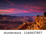 Vibrant Sunset Over One Of The...