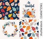 Autumnal Collection Of Cards...