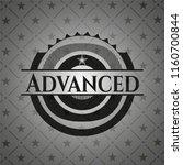advanced retro style black... | Shutterstock .eps vector #1160700844