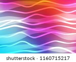 light blue  red vector... | Shutterstock .eps vector #1160715217