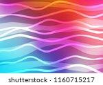 light blue  red vector... | Shutterstock .eps vector #1160715217