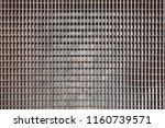 texture metal grille.... | Shutterstock . vector #1160739571