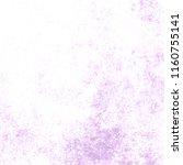 purple designed grunge texture. ... | Shutterstock . vector #1160755141