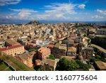 Corfu  Greece  09.05.2014. Old...
