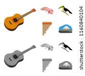 sampono mexican musical...   Shutterstock .eps vector #1160840104