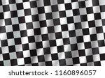 checkered flag 3d background.... | Shutterstock .eps vector #1160896057