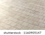 modern city square floor... | Shutterstock . vector #1160905147