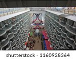 southampton  united kingdom ... | Shutterstock . vector #1160928364